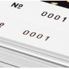 Agrandissement : perforation (perfo) et numérotation
