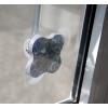 """Système de fixation de drapeau de fenêtre, uniquement disponible dans la catégorie """"impression incl."""""""