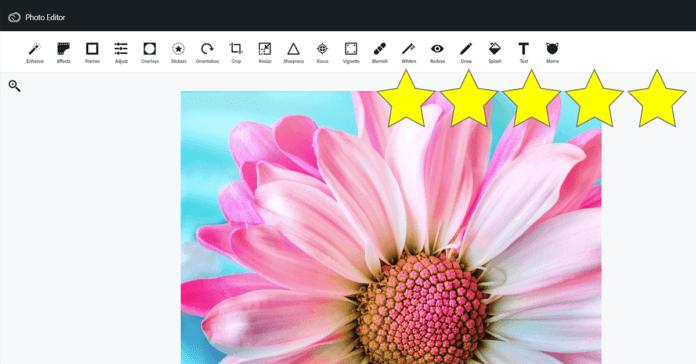 recadrer et redimensionner des images en ligne gratuitement